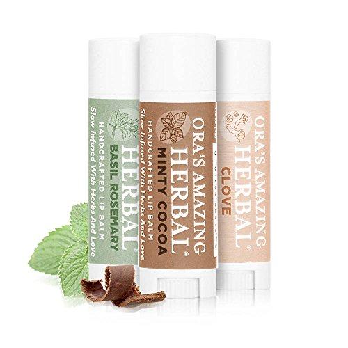 Aromatherapy Lip Balm - 7