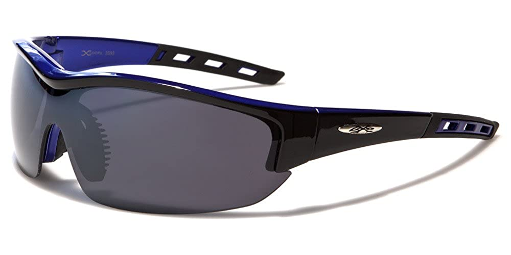 X-Loop Sport & Ski Sunglasses including Vault Case - New with Labels