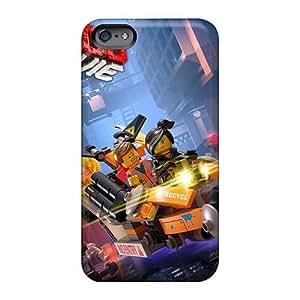 SherriFakhry Iphone 6 Shock Absorbent Hard Phone Cases Customized Colorful The Lego Movie Skin [AVJ8291enNj]