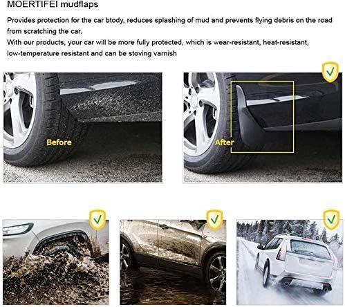 Liu xinling Auto vorne hinten Schmutzf/änger Kotfl/ügelschutz Professionelle Spritzschutz Auto Kotfl/ügel f/ür Renault Koleos MK2 2016-2020 2017 2018 2019