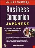 Business Companion Japanese, Tim Dobbins and Paul Westbrook, 1400020425