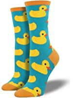 Socksmith Womens Rubber Ducky