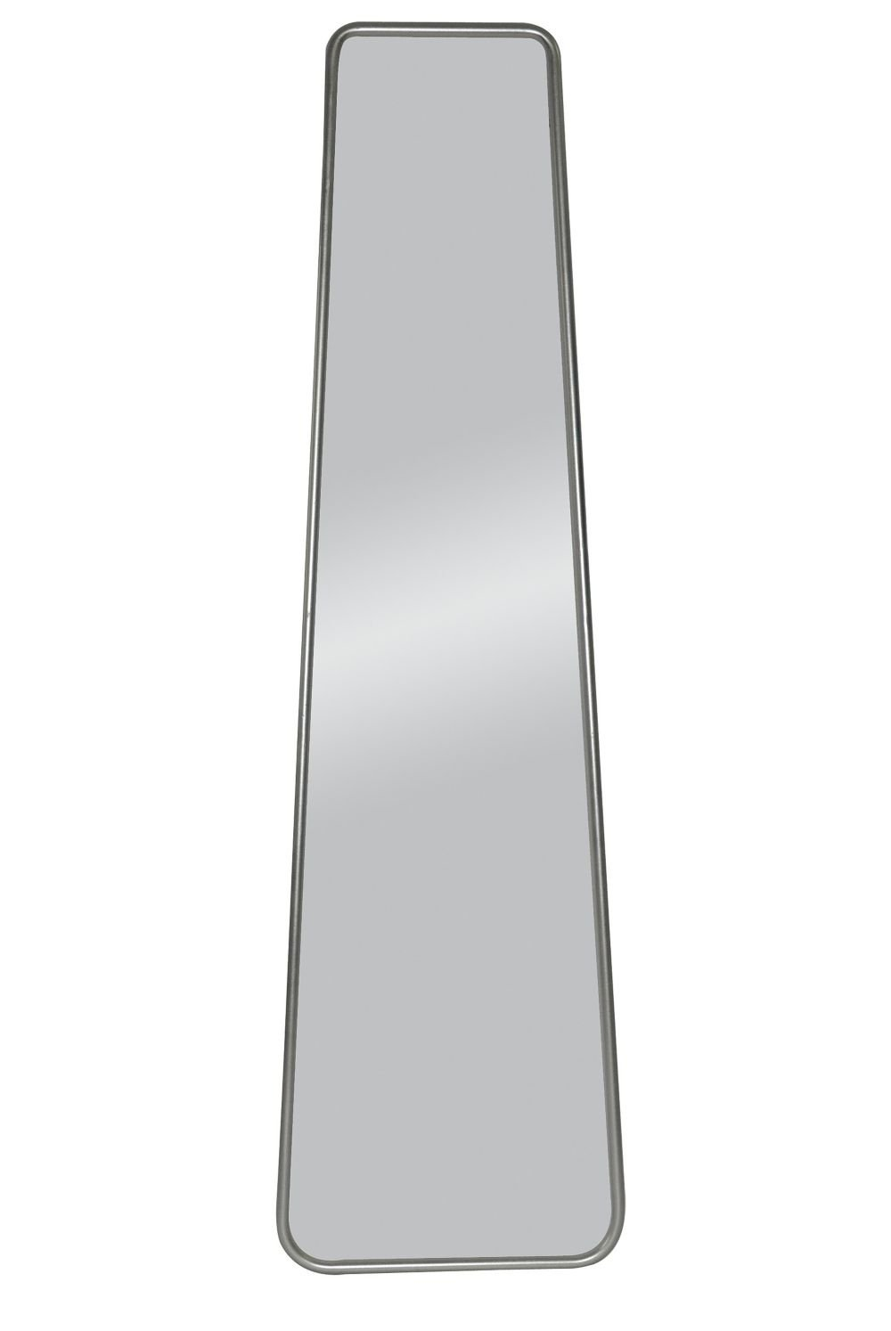 Monty Mirror Silver Dimensions 19.75''W x 1''D x 70''H Weight 38 lbs