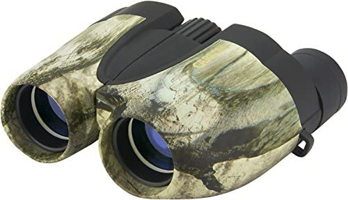 Carson 10x25mm Outlaw Mossy Oak Treestand Camouflage Binocular MO-025