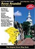 img - for Anne Arundel County, County, Maryland: Street Map Book book / textbook / text book