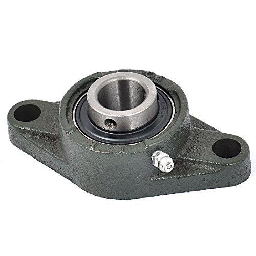eDealMax FL204 - Cojín ovalado, 20 mm, diseño de flangia ...