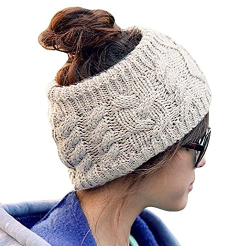 JOVANA knitting headgear Crochet Headband