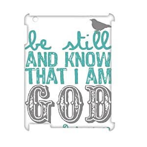 Custom New Case for Ipad 2,3,4 3D, Christian bible verses quotes Phone Case - HL-524870