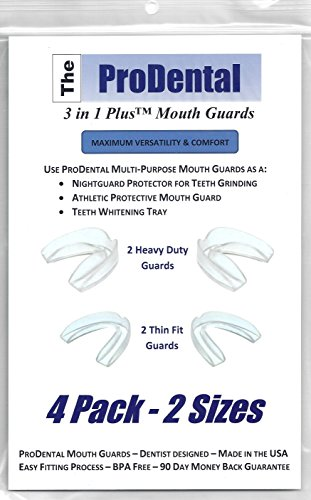 Professional Mouth Guard pack ProDental product image