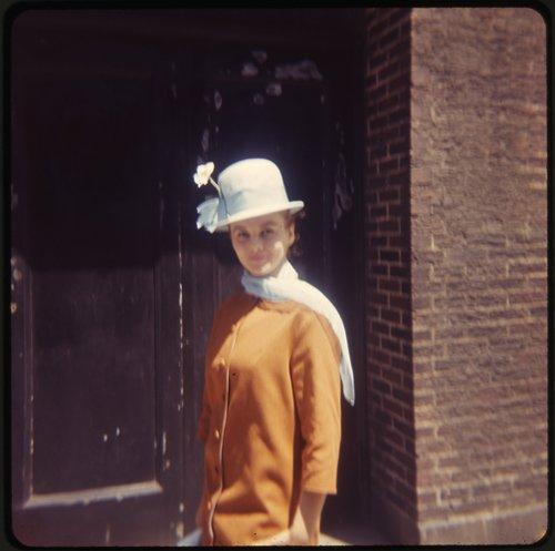 Ann-Margret vintage original large format slide circa early 1960's New York ()