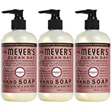 Mrs. Meyer´s Clean Day Hand Soap, Rosemary, 12.5 fl oz, 3 ct