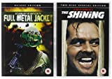 Stanley Kubrick Collection - 10-DVD Box Set ( 2001: A Space Odyssey / A Clockwork Orange / The Shining / Full Metal Jacket / Eyes Wide Shut ) ( T [ NON-USA FORMAT, PAL, Reg.2 Import - United Kingdom ]