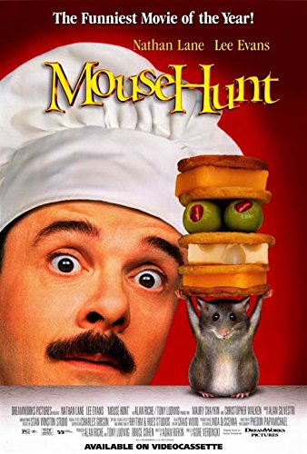 Mouse Hunt POSTER (11