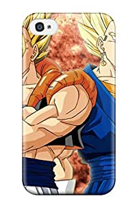 AnnaSanders iPhone 5c Well-designed Hard Case Cover Vegito And Gogeta Protector