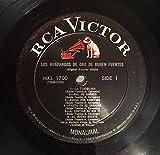 1966 Miguel Aceves Mejia Canta Los Huapangos De Oro De Ruben Fuentes RCA Victor MKL 1700 : NO SLEEVE : Comes with a CD Transfer