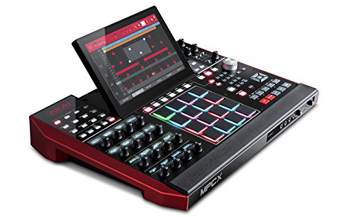 Akai Professional X | Standalone MPC with 10.1' High-Resolution, Adjustable, Multi-Touch Display