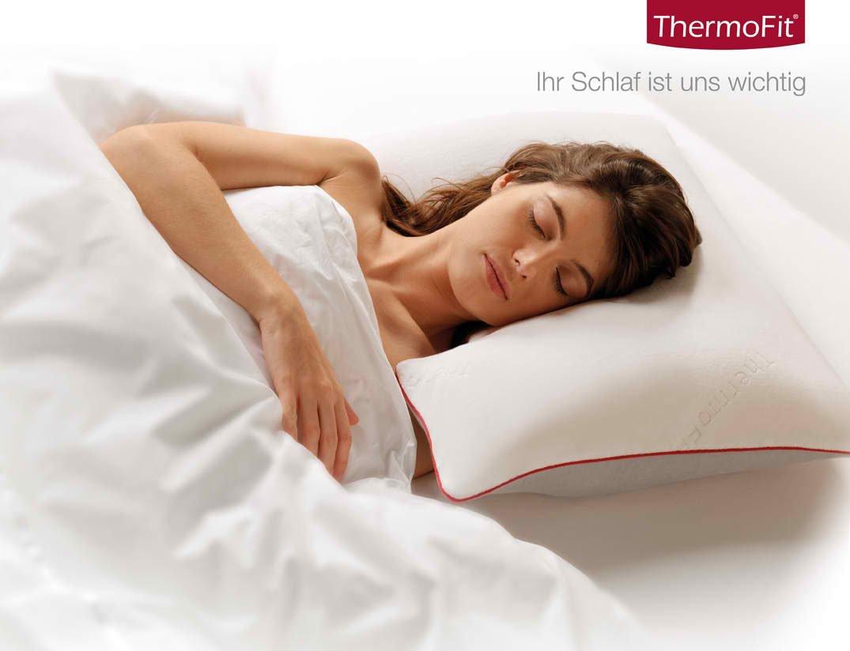 U-Form(cervical) almohada de visco-elástico Memory-espuma ...