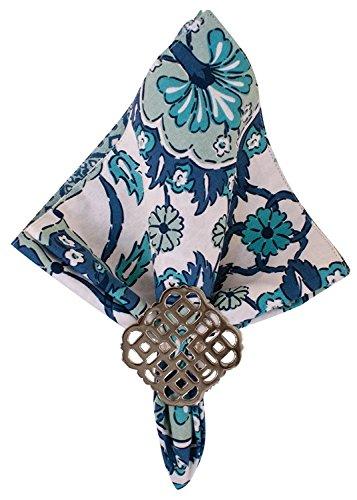(Split P Anatolia Ikat Floral Tile Napkin Set of 2)