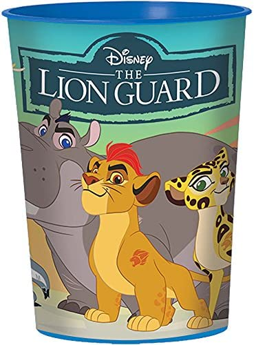 Amazon.com: Lion Guardia Taza 16oz [Contiene 12 Fabricante ...