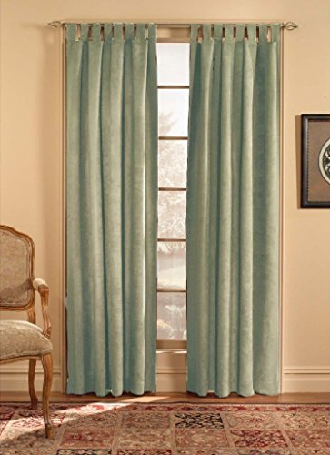 Used, CHF & You Ultra Suede Tab Top Window Curtain Panel, for sale  Delivered anywhere in Canada