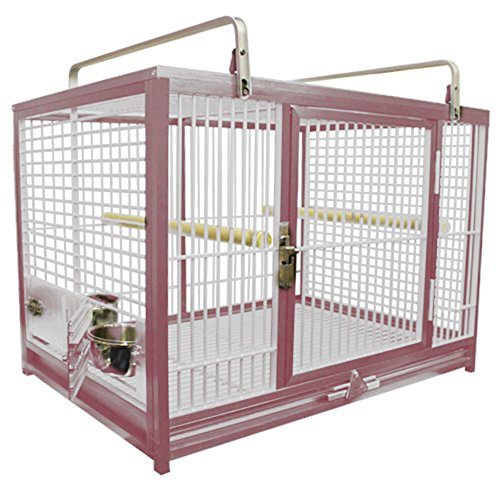 Large Aluminium Parrot Travel Carriers CAGE...
