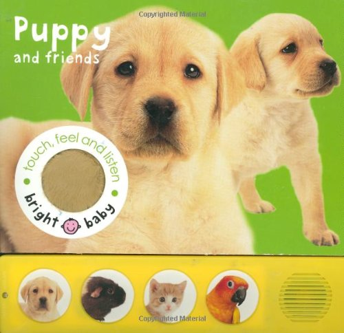 Read Online Bright Baby Touch, Feel and Listen: Puppy ebook