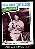 1977 Topps # 437 Turn Back The Clock Ralph Kiner Pittsburgh Pirates (Baseball Card) Dean's Cards 3 - VG Pirates
