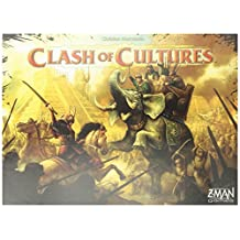 ZMan Games Clash of Cultures Board Game
