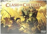 Z-Man Games 7100 - Clash of Cultures Brettspiele