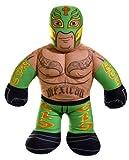 WWE Brawlin' Buddies Rey Mysterio Plush Figure (Colors may vary)