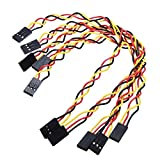 20 X 5Pcs 3 Pin 20cm Jumper Wire Cables DuPont Line For Arduino