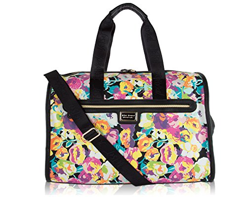 Betsey Johnson Women's *Duffel* Weekender Tote, Multi