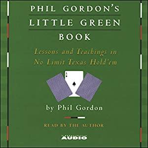 Phil Gordon's Little Green Book Hörbuch