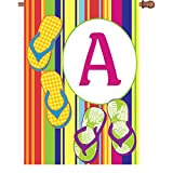 Cheap Premier Kites 52441 Summer Monogram House Flag, Letter A, 28-Inch