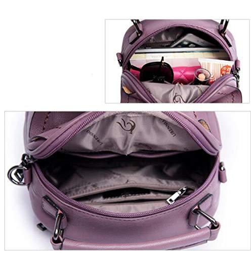 Sac Sauvage Coréenne Version Du Joker La épaule Multi Messenger Mode Bag fonctionnelle Copper Dos De Épaule à 8RPw4qTxHn
