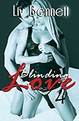 Blinding Love 4 (Menage Erotic Romance)