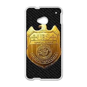 HTC One M7 Case Image Of NCIS YGRDZ32802 Phone Casess Plastic