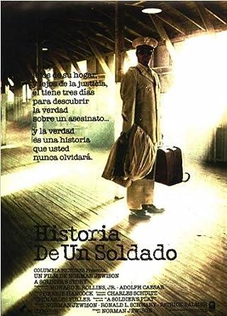 Historia De Un Soldado [DVD]: Amazon.es: Howard E. Rollins Jr ...