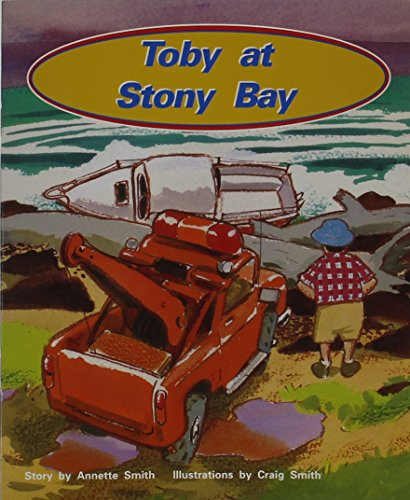 Rigby PM Collection: Individual Student Edition Purple (Levels 19-20) Toby At Stony Bay