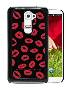 Hot Sale LG G2 Case,Marc By Marc Jacobs 01 Black LG G2 Screen Phone Case Durable and Cool Design