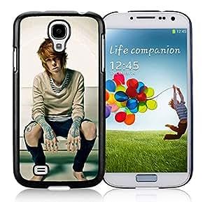 New Unique DIY Antiskid Skin Case For Samsung S4 christofer drew Samsung Galaxy S4 Black Phone Case 086