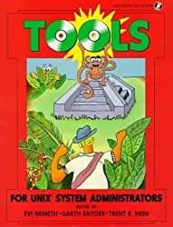Tools for UNIX System Administrators (CD-ROM)