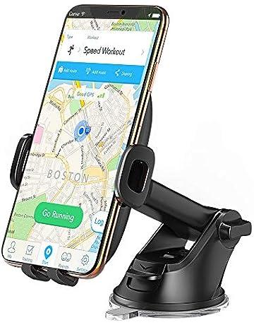 ed2eb88b0afe Cocoda Support Téléphone Voiture, Rotation 360 ° Extensible Porte Téléphone  Voiture Ventouse avec Bras Réglable