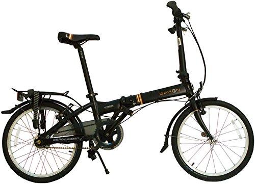 Dahon Vitesse i7 20 7 Speed Folding Bicycle Coffee
