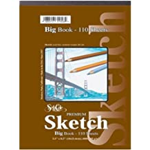Alvin SC92E 18 x 24 TS Premium Sketch Book 33 Sheets