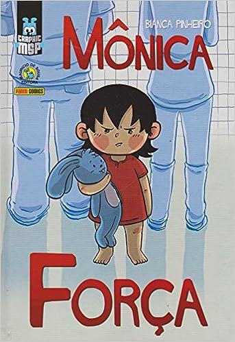 Mônica – Força (Capa Comum)