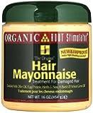 ORS Hair Mayonnaise Treatment 475 ml Jar by ORS (English Manual)