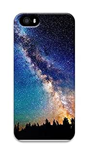 iPhone 5 5S Case Skies And Space 3D Custom iPhone 5 5S Case Cover by lolosakes