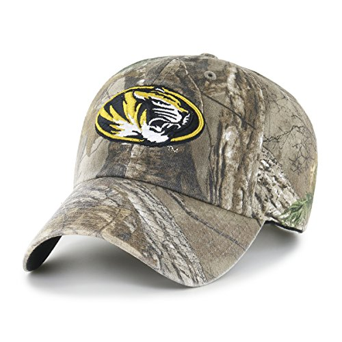 Realtree OTS Challenger Adjustable Hat, Realtree Camo, One Size ()