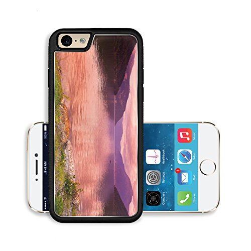 Liili Premium Apple Iphone 6 Iphone 6S Aluminum Backplate Bumper Snap Case Image Id 39021222 Sunset In Fjord Hardanger Norway Nature And Travel Background